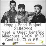 , Happy Band Project y la ilusión de Nigel