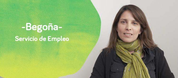 Discapacidad intelectual, La entrevista de Down Madrid -Begoña-