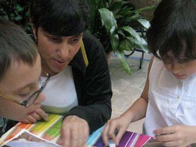 Escuela de familias talleres de marzo