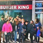 Jóvenes con discapacidad intelectual Cruce de caminos y Respiro de Down Madrid