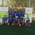 Otros partidos de fútbol inclusivos de Down Madrid-Asprima