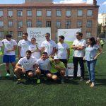 Otros particdos de fútbol inclusivos de Down Madrid-Asprima