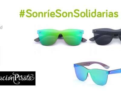 3 pares de gafas solidarias de Down Madrid