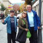 Viaje de Turismo en familia de Down Madrid, Turismo en familia