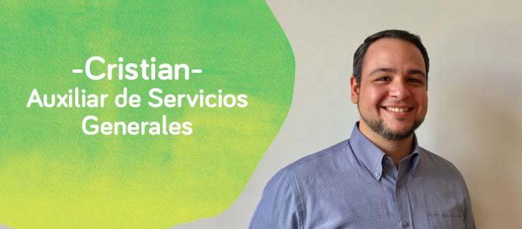 Entrevista a Cristian profesional de Down Madrid