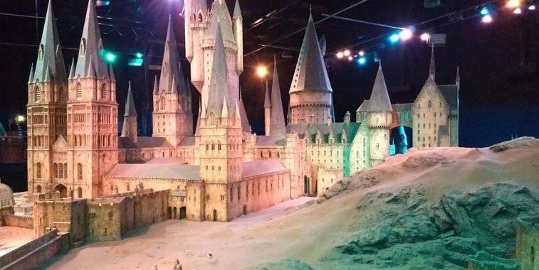 Viaje de Down Madrid a Londres con Harry Potter