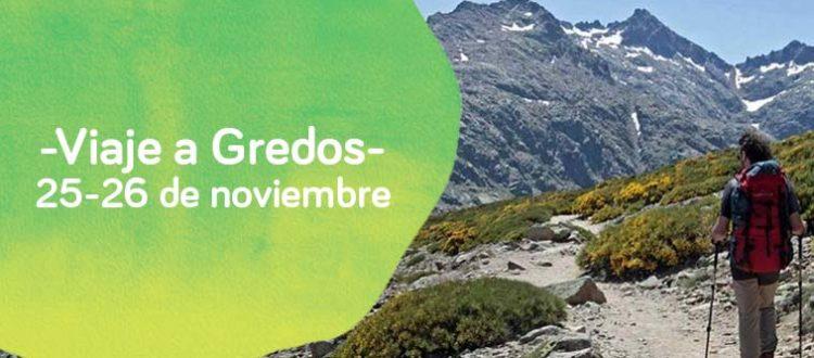 Cartel del viaje a Gredos de Down Madrid