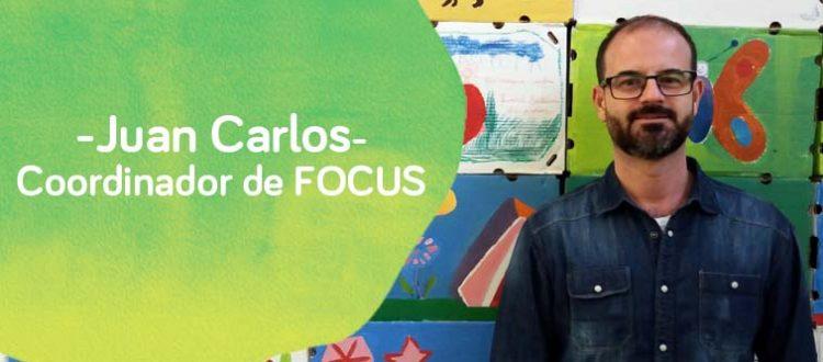 Juan Carlos de la Peña nuevo coordinador de Focus de Down Madrid