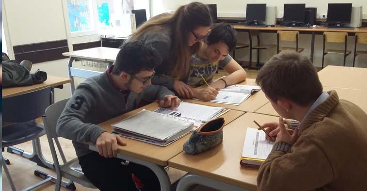 Educación Inclusiva De Down Madrid En La Escuela Profesional