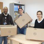 Dell apoya la formación en Down Madrid, Dell nos apoya para reducir los riesgos de la «infoexclusión»