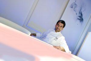 paco-roncero-chef de bocados de Arte proyecto de Down Madrid