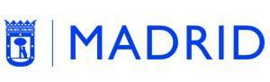 Logo del ayuntamiento de Madrid colaborador de Down Madrid