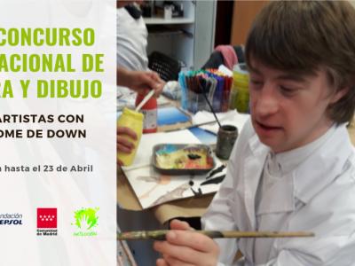 XXVII CONCURSO INTERNACIONAL DE PINTURA Y DIBUJO PARA ARTISTAS CON SINDROME DE DOWN