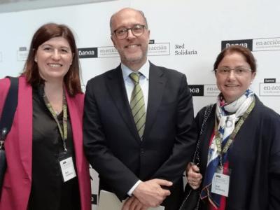 Bankia apuesta por el proyecto FOCUS de Down Madrid