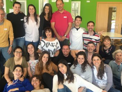 Jornada Voluntarios Down Madrid