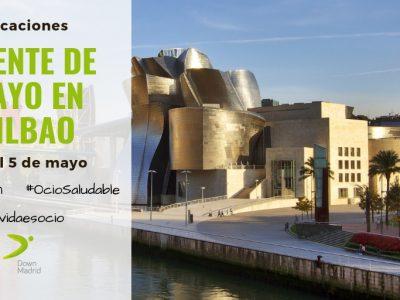 Vacaciones para personas con discapacidad intelectual. Puente de mayo Bilbao