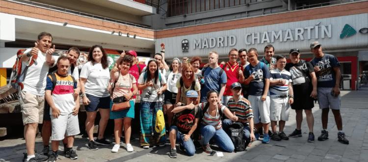 Camino de Santiago personas con discapacidad intelectual