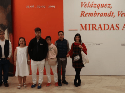 Down Madrid y Museo del Prado