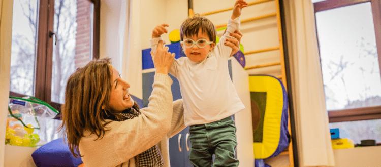 , Down Madrid trabaja para proporcionar mayor información a familias con hijos con discapacidad intelectual y profesionales sanitarios en el ámbito de la salud