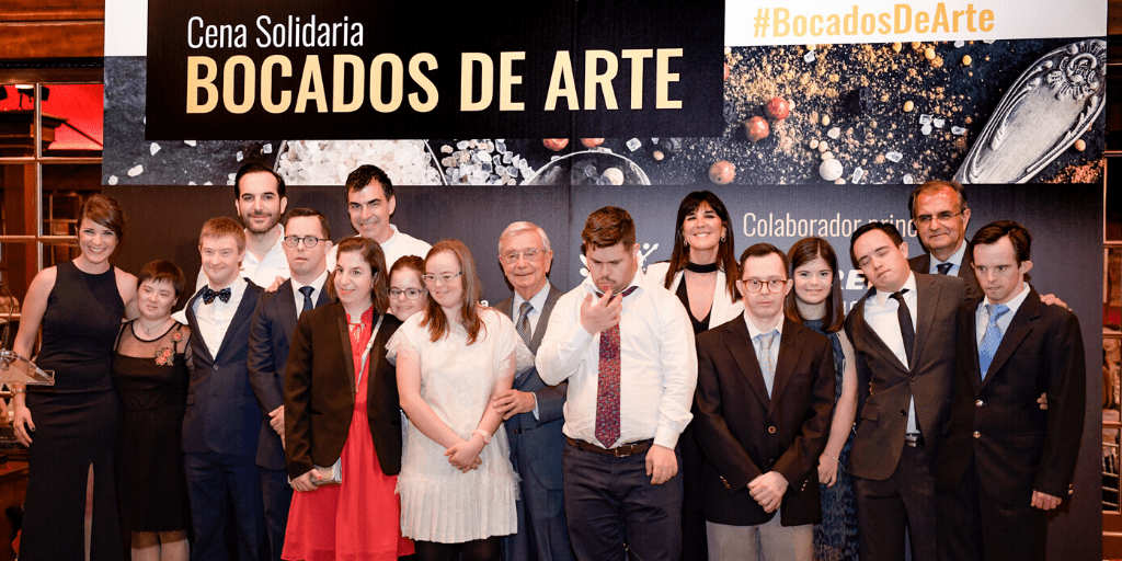 Cena Solidaria Bocados de Arte