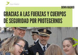 Agradecimiento Down Madrid Coronavirus