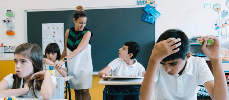 Colegio María Isabel Zulueta de Down Madrid