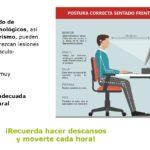 Recomendaciones para un teletrabajo saludable de Down Madrid
