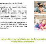 , Coronavirus: teletrabajo saludable