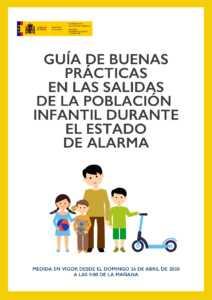 , Coronavirus: toma precauciones si sales con niños