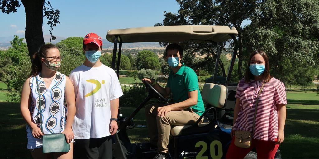 torneo Golf Down Madrid