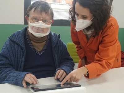 Down Madrid continúa trabajando por mejorar la calidad de vida de los mayores con discapacidad intelectual, especialmente afectados por la pandemia