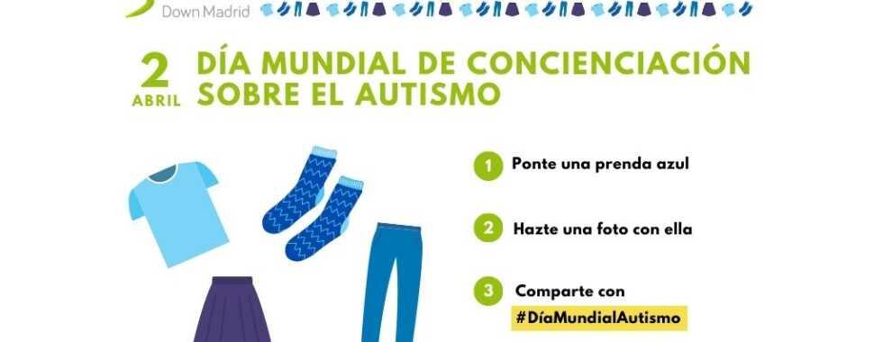 2 abril - Día Mundial del autismo