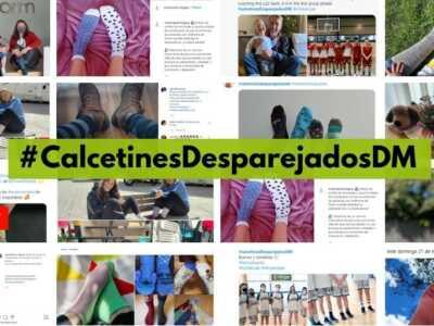 #CalcetinesDesparejadosDM